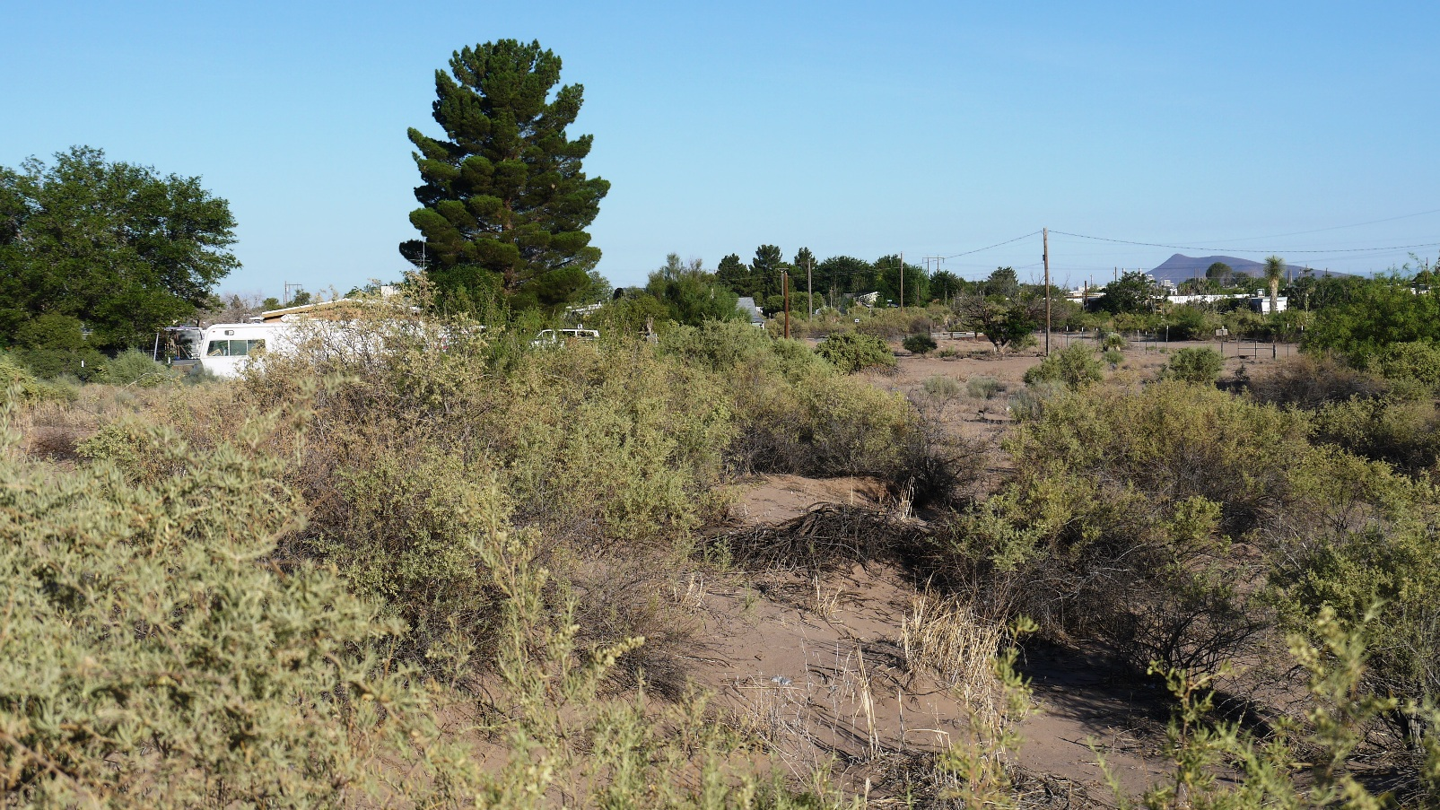 Large 2.1 Acre Lot Near Downtown Deming