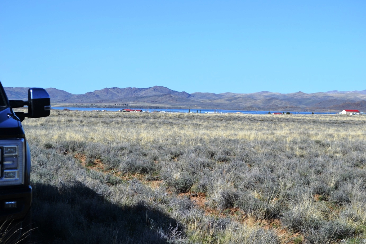 Northern Nevada Reservoir Area Property Government Land