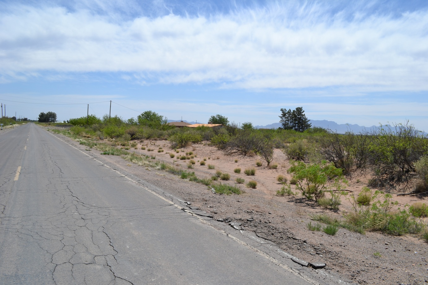 Deming 5 Acres – Paved Road with Power and Water