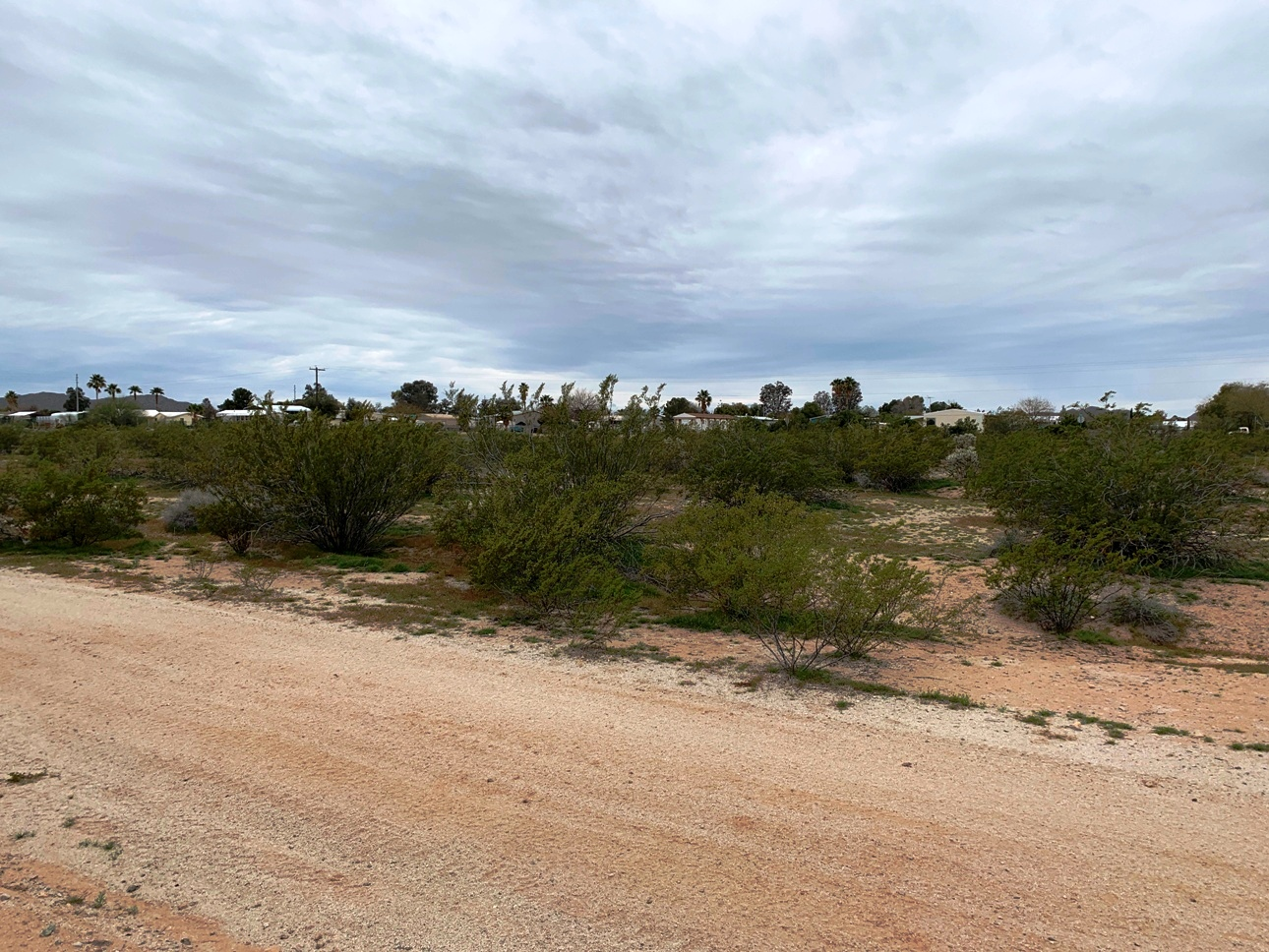 """<span style=""""color: red"""">*SOLD*</span>  - Central Arizona Lot – Bring Your RV or Build – Snowbirds Welcome"""