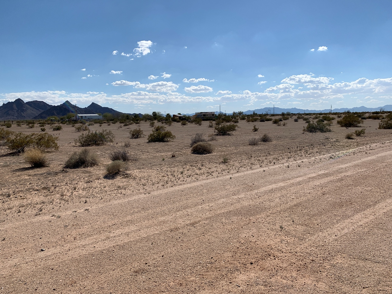 Southern Arizona 1 Acre Building Lot Near Welton – Yuma County