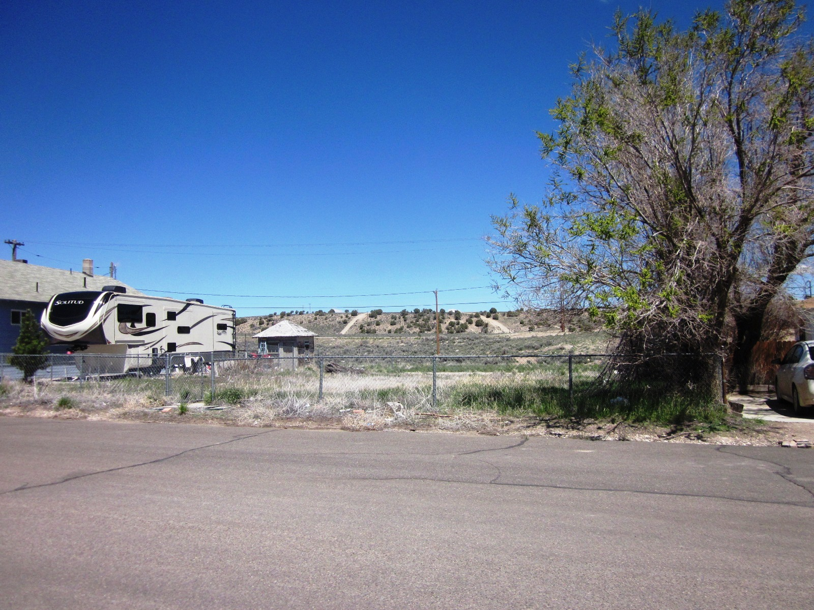 New Ruth Vacant Home Lot – All Utilities Available – Near Ely, NV