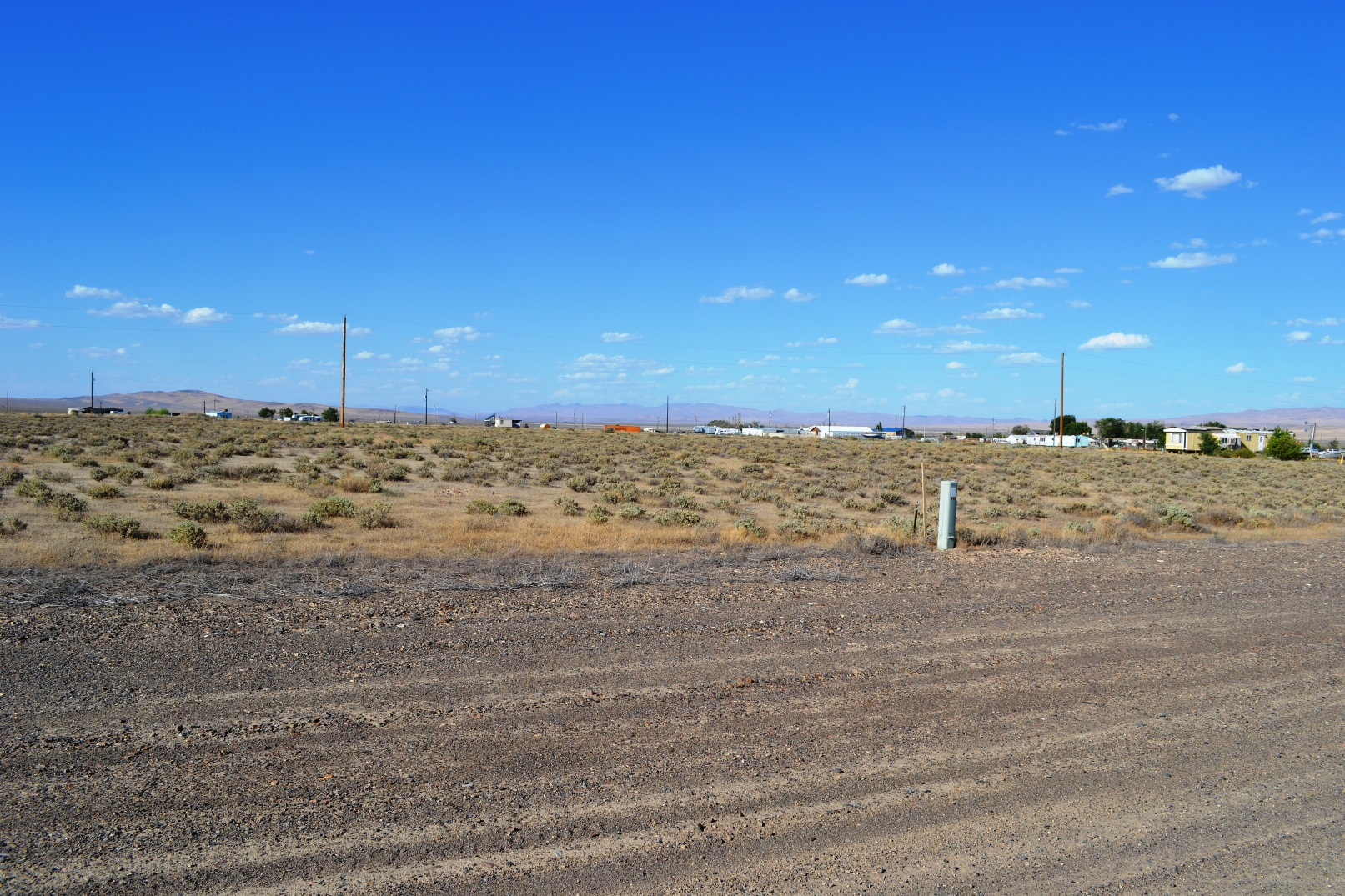 Large Crescent Valley Town Lot – No Building Restrictions – Utilities Available