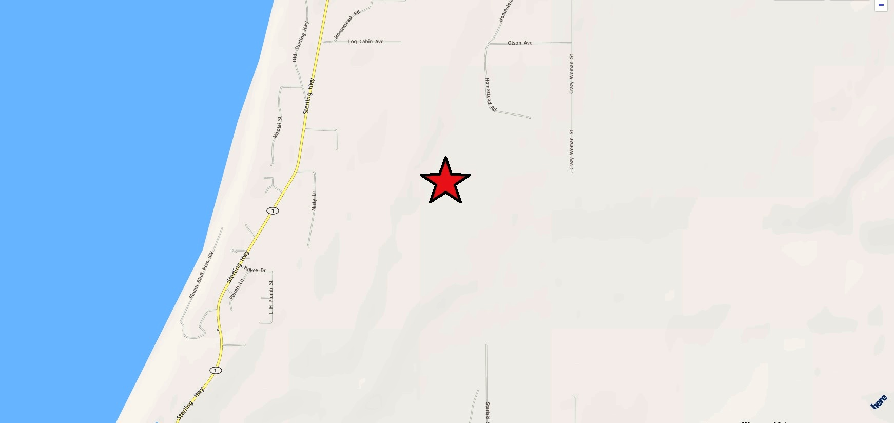 """<span style=""""color: red"""">*UNDER CONTRACT*</span>  - Great Off-Grid or Recreational Lot Near Homer – Southern Kenai Peninsula"""