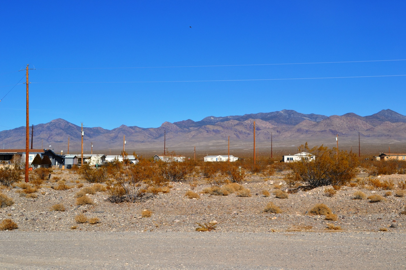 Pahrump Vacant Lot – All Utilities Available – Near Las Vegas