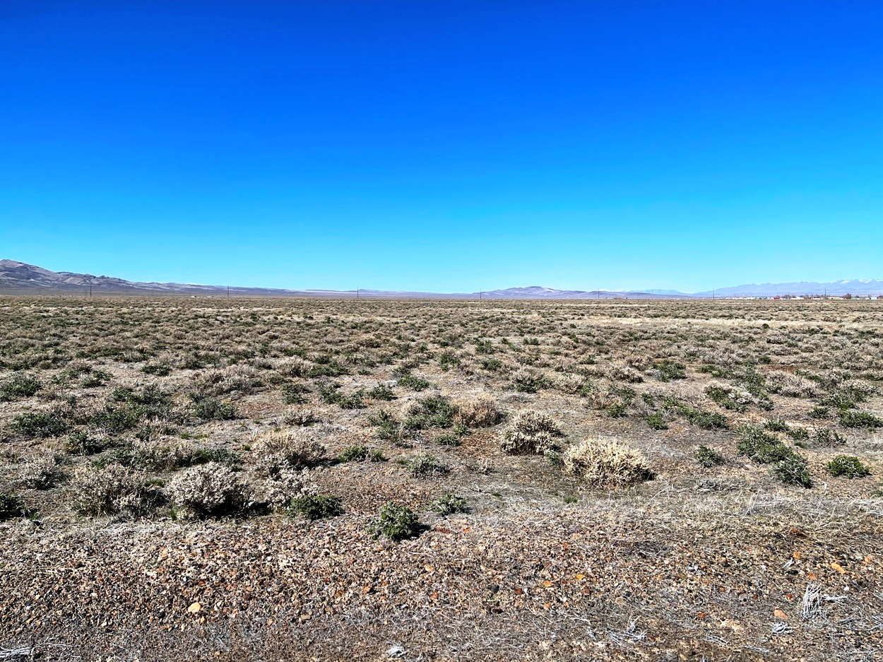 Crescent Valley, NV – Nearly Five Acre Lot Just off HWY 306