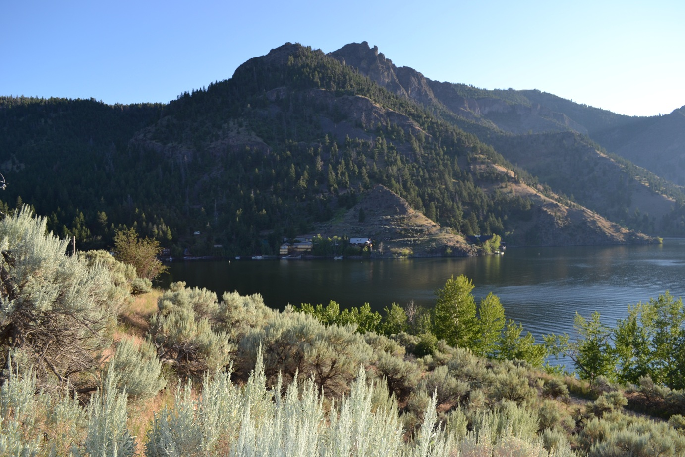 """<span style=""""color: red"""">*ON HOLD*</span>  - Williams Lake, Salmon Idaho – Five Lakeview Lots – Nearly Two Acres Total"""