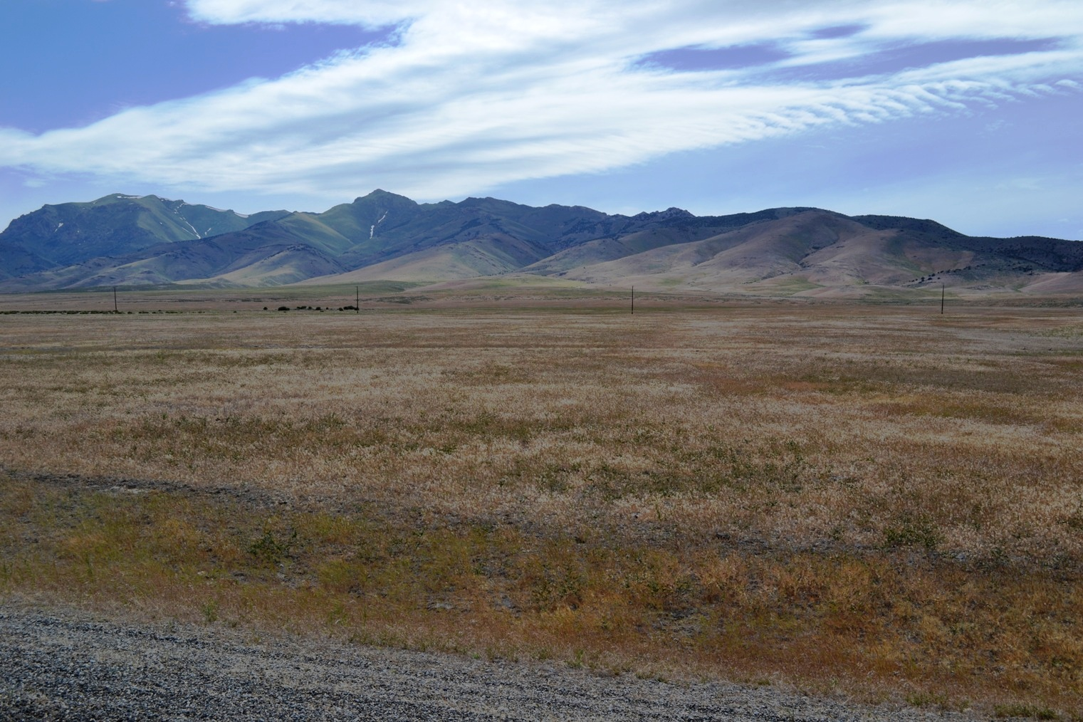 Over 8.5 Acres on HWY 400 – Pershing County – Highway Frontage