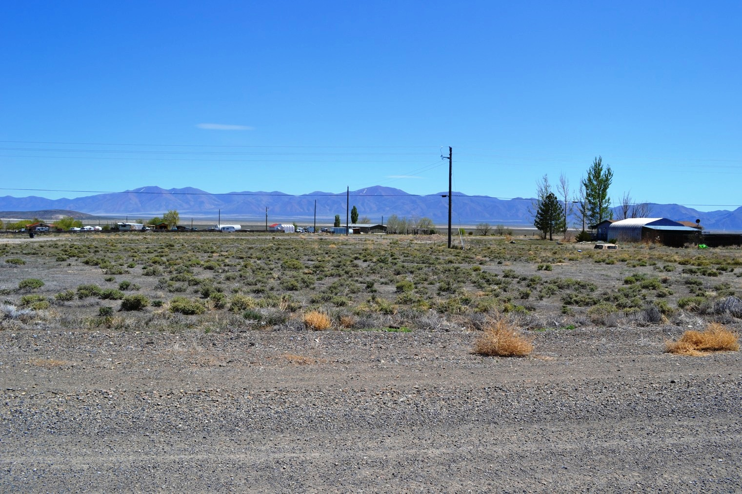 Crescent Valley Town Lot – No Building Restrictions – Utilities Available