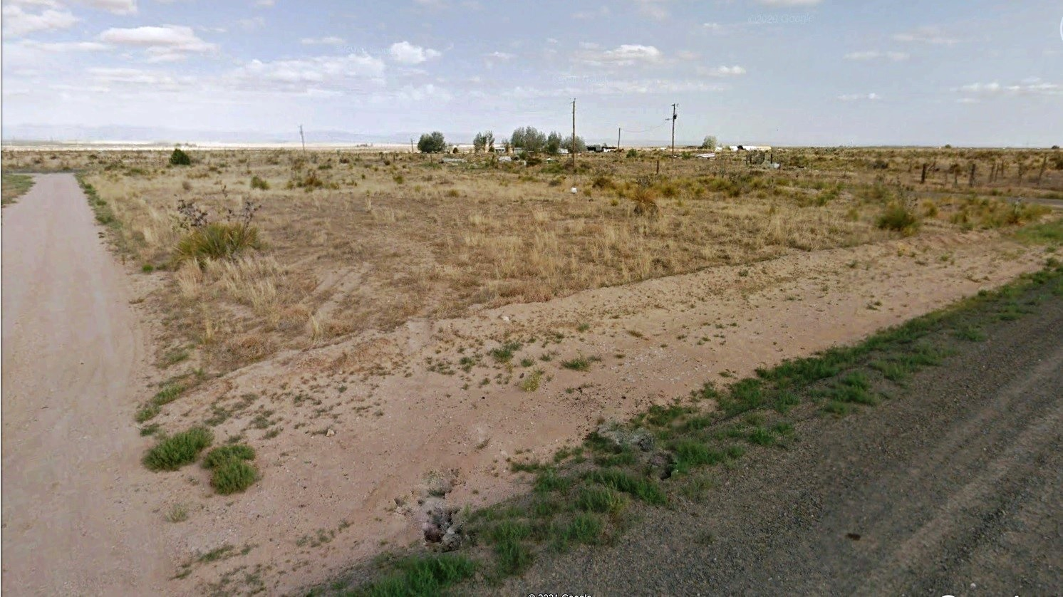 Town Lot in Willard, New Mexico – Water and Power Available