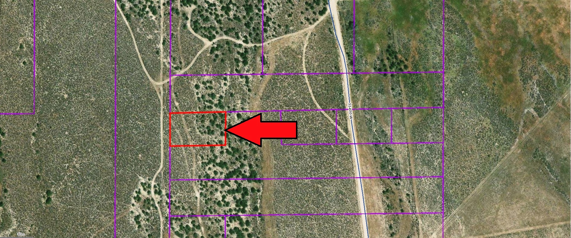One Acre In Northwest Utah Near Park Valley – Easy Access